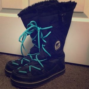 SOREL Winter Boots Size 9